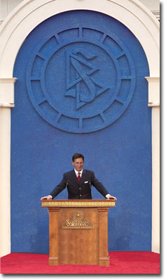 Mr. David Miscavige - Grand Opening, Church of Scientology Buffalo, New York