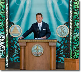 Mr. David Miscavige - Grand Opening, Church of Scientology & Celebrity Centre Nashville